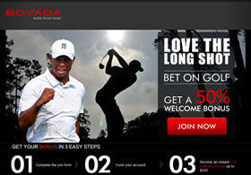 Bovada Golf Betting Lines