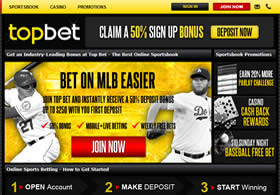 TopBet Sportsbook Betting Review